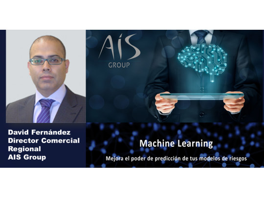 David Fernández, director comercial regional de AIS Group,