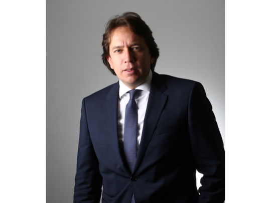 Kenneth Mendiwelson - Presidente de Referencia