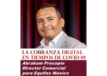 Abraham Procopio     Director Comercial    para Equifax México